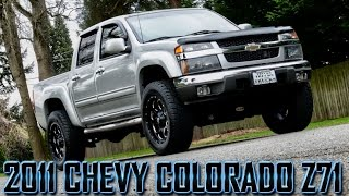 LIFTED 2011 Chevrolet Colorado Z71 4x4 - Northwest Motorsport
