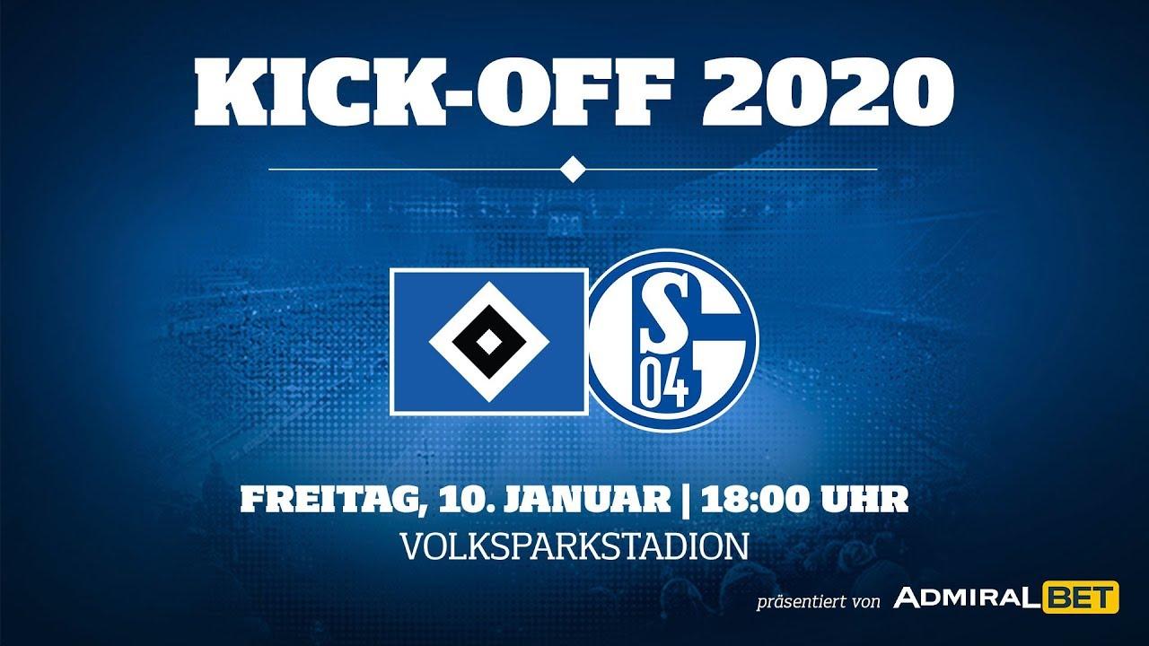 LIVE: Testspiel Hamburger SV vs. FC Schalke 04