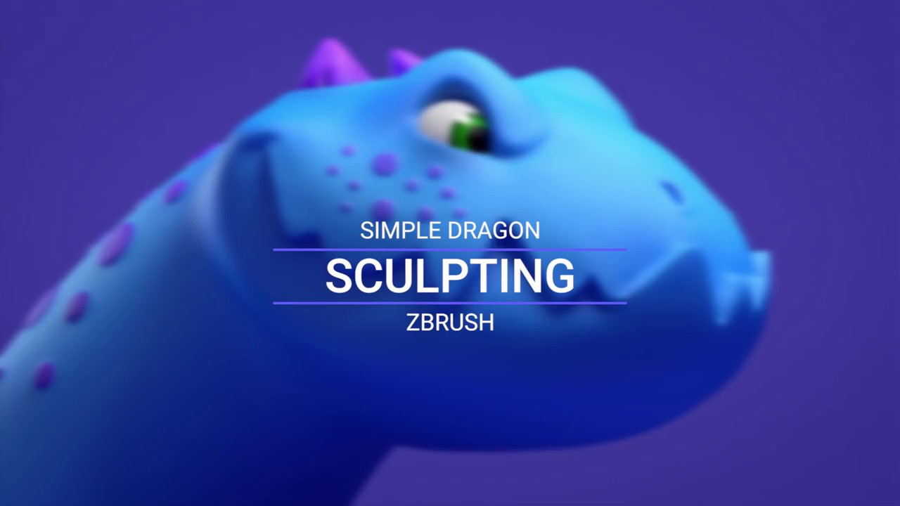 3  ZBrush For Maya Users - Sculpting Overview - YouTube