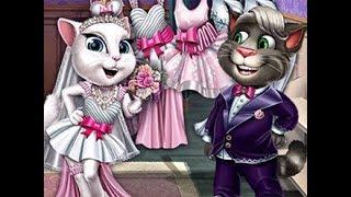 My Talking Angela Wedding Свадьба говорящая Анджела