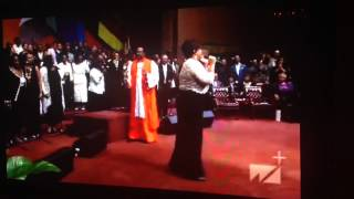 Andrae Crouch funeral I