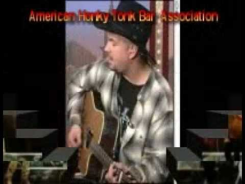 Garth...American Honky Tonk Bar Association  ( A Cover By Capt Flashback)  PLS USE HEADPHONES !!
