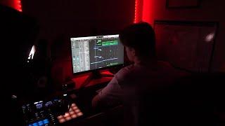 How I make my dance tracks! - Angus Brill Reed