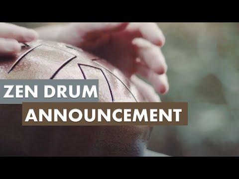 Fracture Sounds Zen Drum: Announcement Trailer