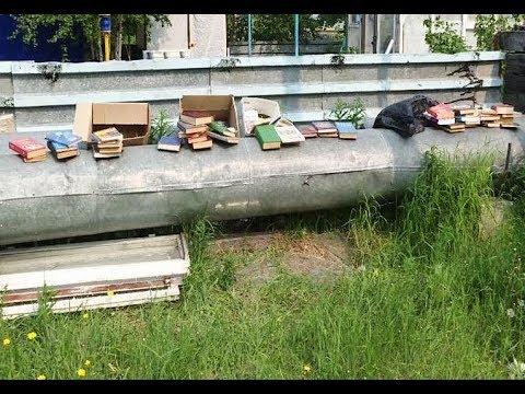 В Тарко-Сале обнаружена несанкционированная библиотека