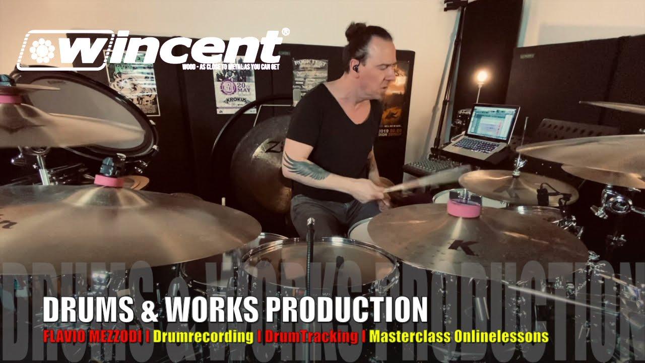 Flavio Mezzodi I DRUMS and WORKS PRODUCTION I Trailer2021