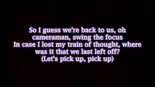 Panic! At The Disco - Lying Is the Most Fun a Girl Can Have Without Taking Her Clothes Off (Lyrics)
