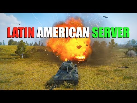 WOT - Latin American Server | World of Tanks