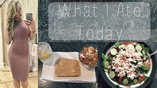 What I Eat In A Day | My Healthy Diet