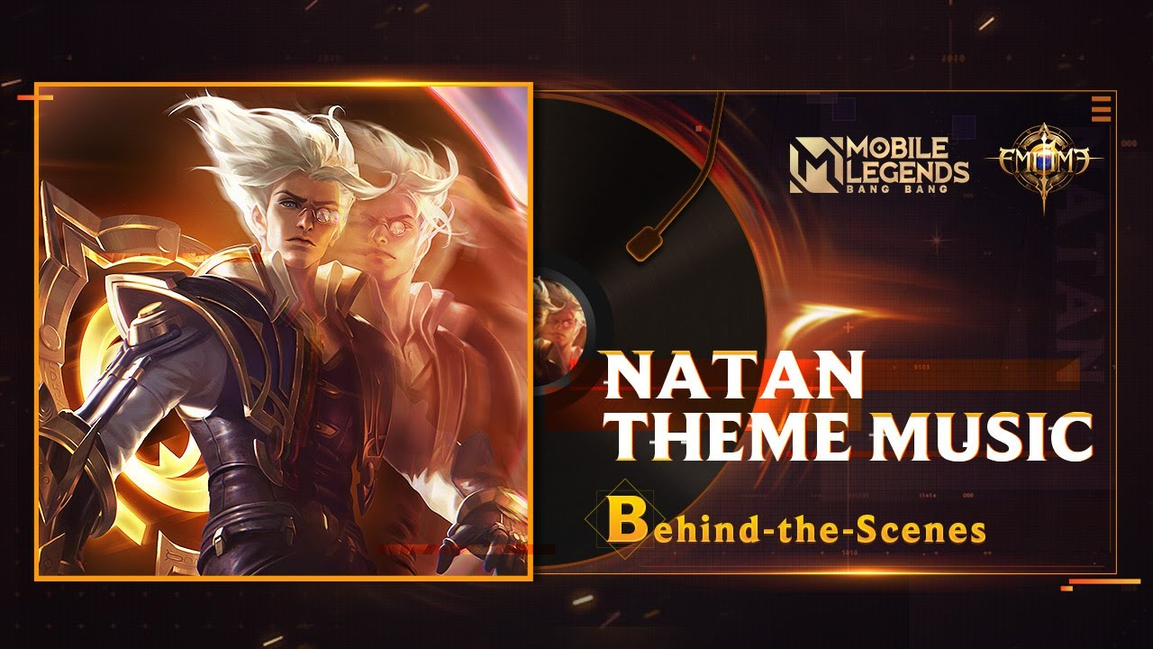 Behind the Scenes   The Production of Natan Theme Music   Mobile Legends: Bang Bang