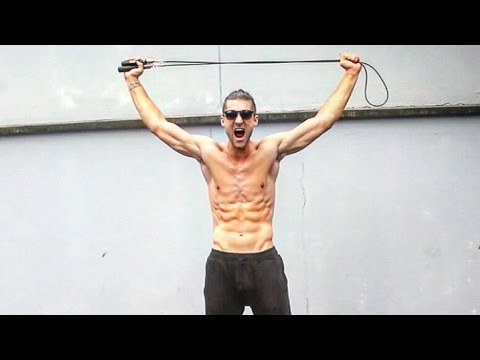 30 Minute Jump Rope Workout - W4D4