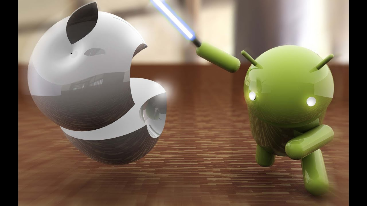 Why Android Is Better than iOS (2014 Edition) - YouTube