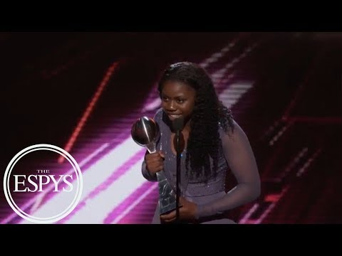 Arike Ogunbowale on women's basketball criticism: 'Come see us on the court'  2018 ESPYS  ESPN