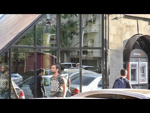 Yerevan, Khanjyan - Vardanants, 26.09.19, Tu, Video-1.