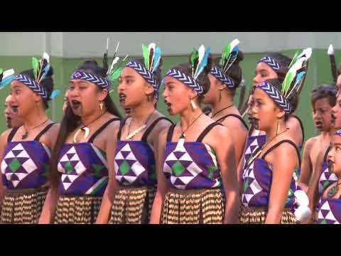 Rangitāiki Kapahaka Festival 2018 - Te Kura Takawaenga o Whakatāne