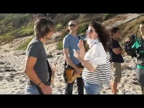 Keith Urban 'Long Hot Summer' Behind The Scenes With Summer Glau