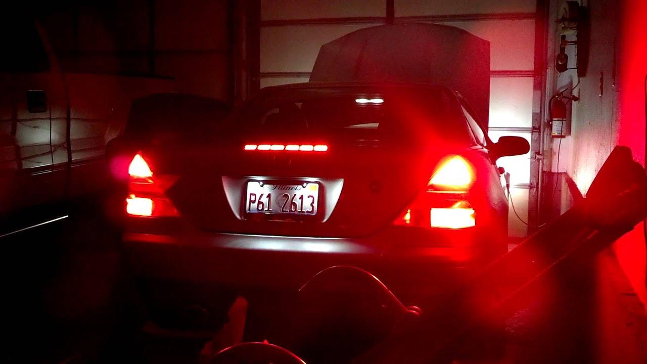 Slk 230 3rd Brake Light Flasher
