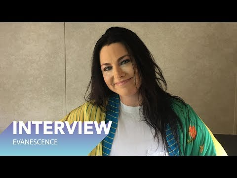 Amy Lee With Iheartradio 2019 Interview Hd Cc Youtube