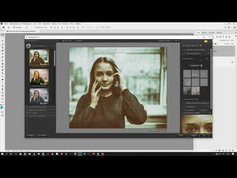 Как пользоваться плагином Nik Collection. Стилизация изображений с фильтром Analog Efex Pro 2