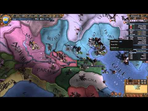 Europa Universalis 4(The Cossacks) as Venice#1 |
