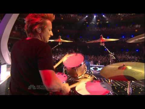 Green Day - Oh Love (America's Got Talent)  (2012) (Michael.N.G)