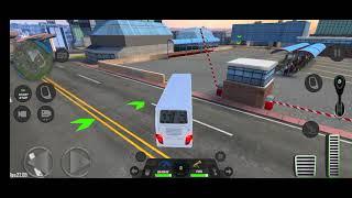 Modern Bus Simulator New Parking Games E1 – Bus Games 2021 - Android Gameplay screenshot 5