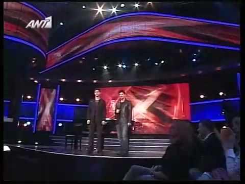 X Factor 2008-Live show 4-Nikolas Metaxas-Bohemian Rhapsody