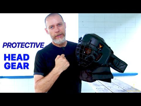 Sparring Headgear We Use | Core JKD Training Equipment