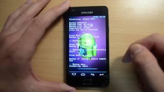 [HOW-TO] Samsung Galaxy S2 || Bootloop-Abhilfe || Backup & Restore || Daten wiederherstellen