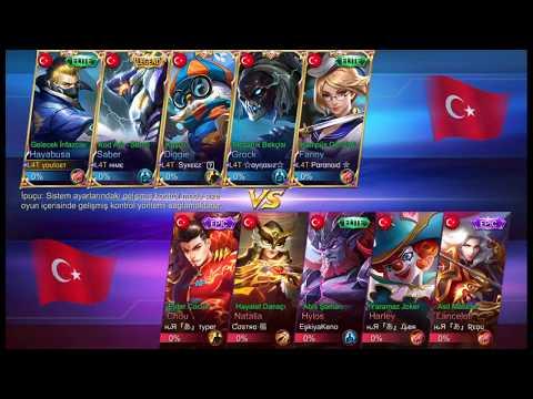 Türkiye Ekip Turnuvası Vol 6 (Final) - Mobile Legends For You