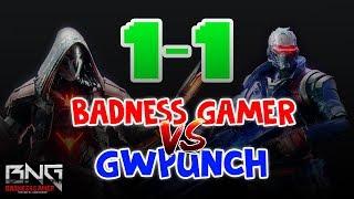 ศึกแห่งตำนาน !! 1vs1 BNG VS  GWpunch | Overwatch