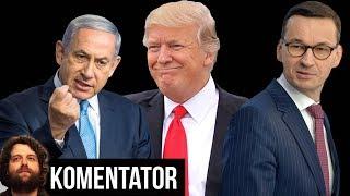 Kto Naprawdę Rządzi Polską - Publiczna Groźba Interwencją USA i Izraela Analiza Komentator Rząd PIS