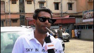 വെയിലത്ത് നിന്നപ്പോൾ കുട പിടിച്ചു ഫോട്ടോ എടുത്ത് കഴിഞ്ഞപ്പോൾ Arjun Ashokan thug കുട വന്നു കുട പോയി