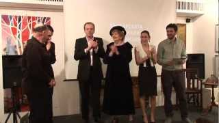 'The English Neighbour' Screening at BCI London with Tatyana Lolova & Leslie Grantham
