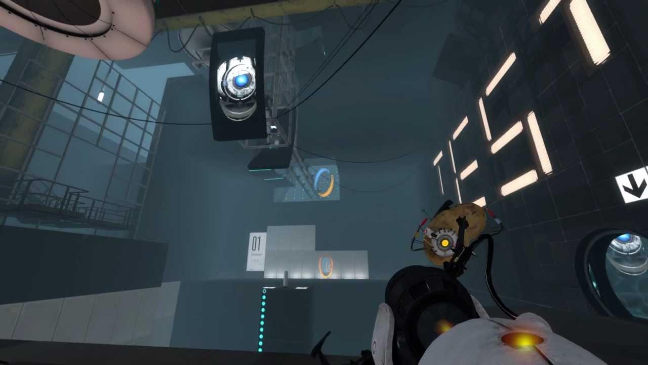 Portal 2 Chapter 8 Frankenturrets - Portal Wiki