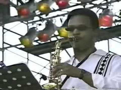 Greg Osby - Mt Fuji Jazz Festival 1995