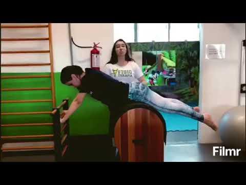 Vídeo de Pilates - Exercícios no solo e nos aparelhos