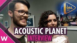 "Acoustic Planet – ""Nyári zápor"" @ A Dal 2019 Semi-Final (INTERVIEW)"