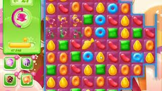 Candy Crush Jelly Saga Level 875 - NO BOOSTERS (FREE2PLAY-VERSION)