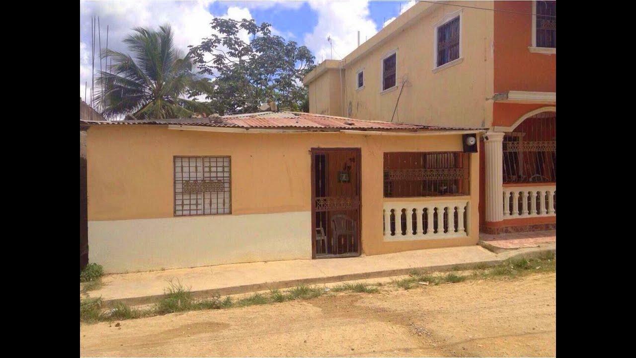 Casa Barata Con Solar Grande En Venta En Santo Domingo Republica Dominicana