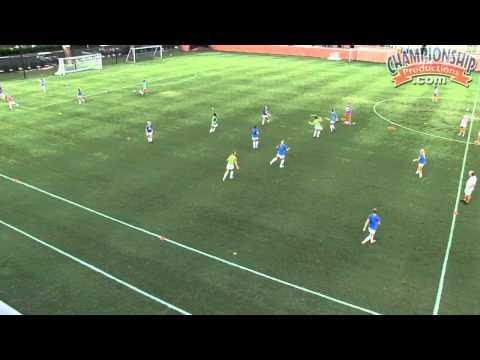 All Access Florida Soccer Practice Pt. 2