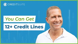 You Can Get 12+ Credit Lines
