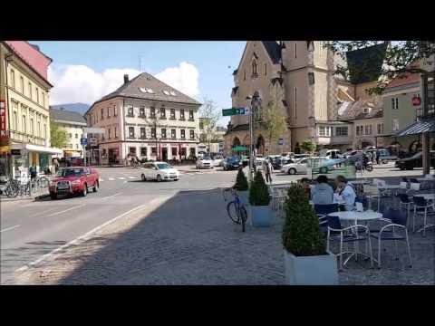 مدينة فيلاخ النمساوية  Villach City in Austria
