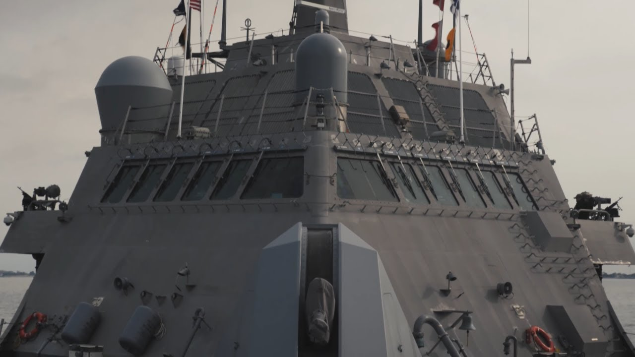 U.S. Navy at The Helm • Life Aboard a Freedom Class Littoral Combat Ship
