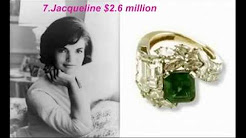 World's most expensive engagement rings
