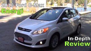 Ford C Max Energi 2013 Videos