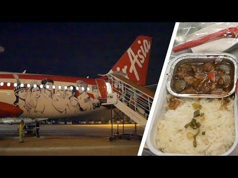 Trip Report Medan - Kuala Lumpur | AirAsia AK 394 (1 Malaysia Livery) | A320-216 | Broewnis Travel