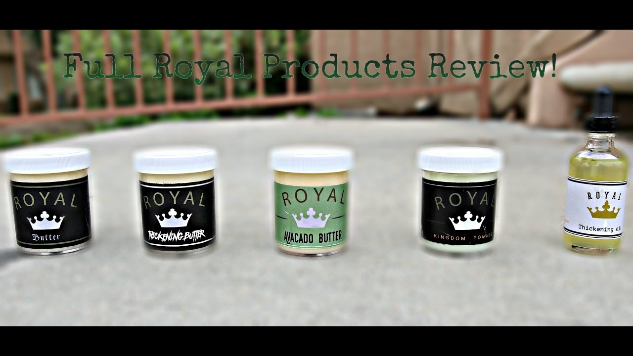 The Best Organic Hair Products Royal Products Full Review