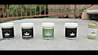 The Best Organic Hair Products: Royal Products Full Review (100% All Natural) | Top Shelf |