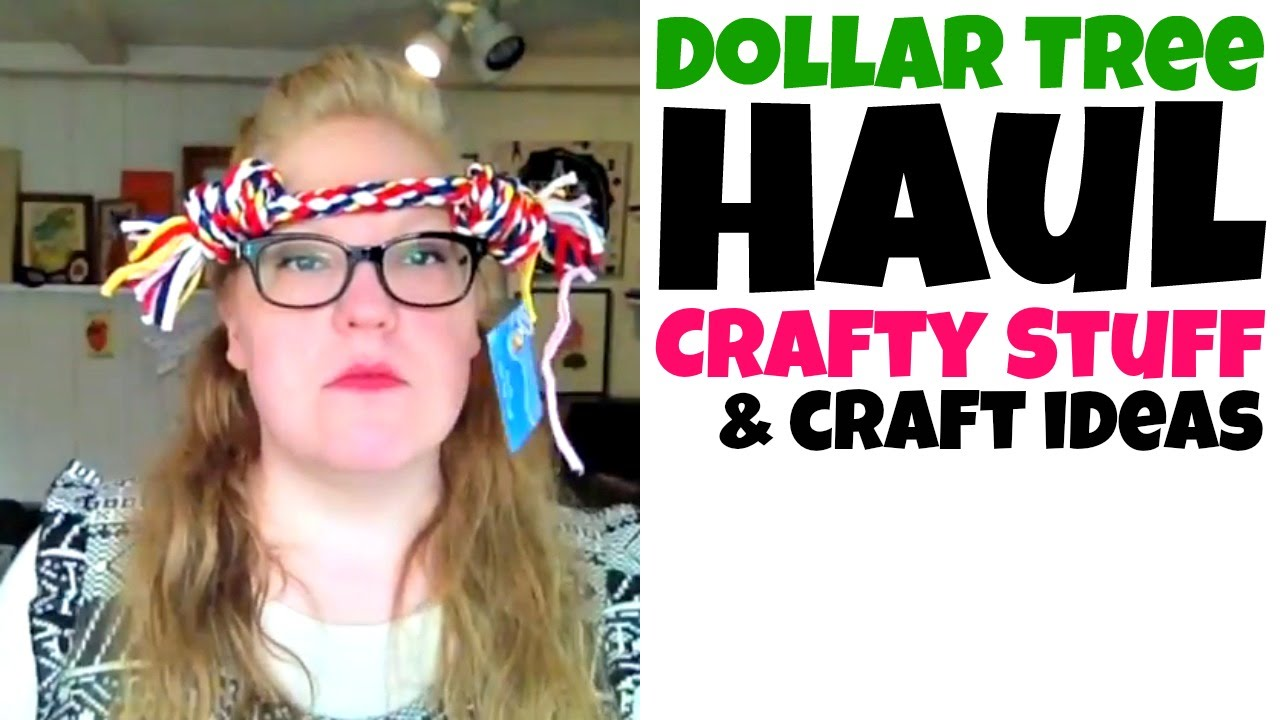 dollar store crafts dollar tree haul with craft ideas march 10 2015 youtube. Black Bedroom Furniture Sets. Home Design Ideas